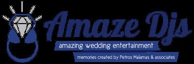 Dj Γάμου από την Amaze Djs Logo
