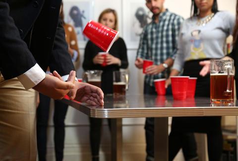 wedding flip cup amaze djs dj gamou