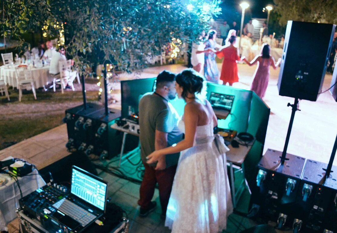 dj γάμος θεσσαλονίκη amaze djs petros malamas